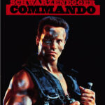 Commando (1985) BRRip 480p 300MB Dual Audio