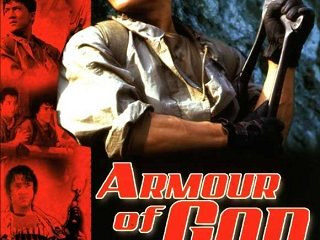 Armour of God (1986) BRRip 420p 300MB Dual Audio