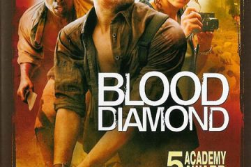 Blood Diamond (2006) BRRip 420p 375MB Dual Audio
