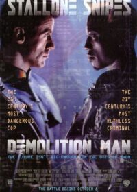 Demolition Man (1993) Dual Audio BRRip 720P