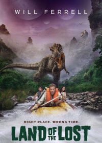 Land of the Lost (2009) Dual Audio BRRip 720P