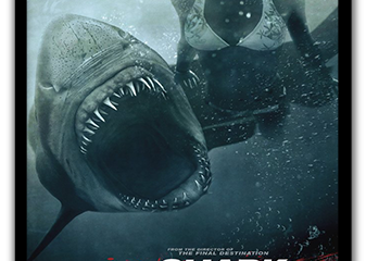 Shark Night (2011) BRRip 420p 300MB Dual Audio