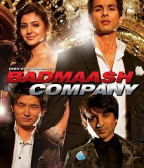 Badmaash Company (2010) Hindi Movie BRRip 720P