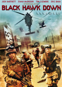 Black Hawk Down (2001) BRRip 480p 300MB Dual Audio