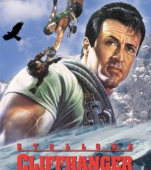 Cliffhanger (1993) BRRip 420p 300MB Dual Audio