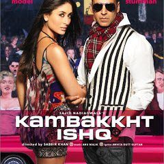Kambakkht Ishq (2009) Hindi Movie BRRip 720P
