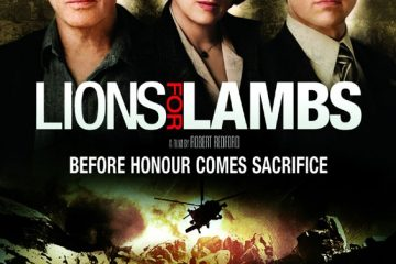 Lions for Lambs (2007) BRRip 420p 300MB Dual Audio