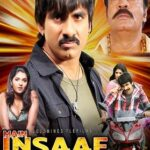 Main Insaaf Karoonga (Nippu) BRRip 400MB Hindi-Telugu