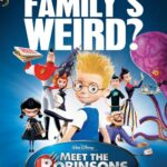 Meet the Robinsons (2007) BRRip 420p 300MB Dual Audio