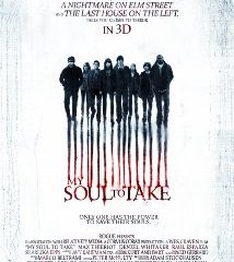 My Soul to Take (2010) BRRip 480p 300MB Dual Audio