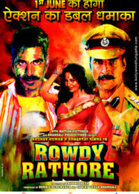 Rowdy Rathore (2012) Hindi Movie 400MB BRRip 420P