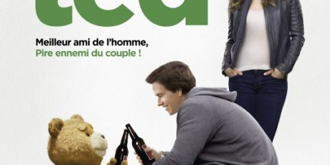 Ted (2012) BRRip 480p 300MB Dual Audio