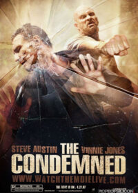 The Condemned (2007) BRRip 480p 300MB Dual Audio