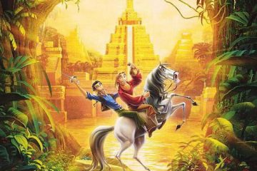The Road to El Dorado (2000) 420p 300MB Dual Audio