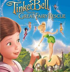 Tinker Bell and the Great Fairy Rescue (2010) 300MB