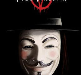 V for Vendetta (2005) BRRip 420p 350MB Dual Audio