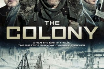 The Colony (2013) 325MB DVDRip 420p Dual Audio