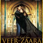 Veer Zaara (2004) Hindi Movie 500MB BRRip 420P