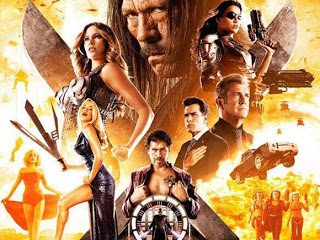 Machete Kills (2013) 325MB HDRip English MP4