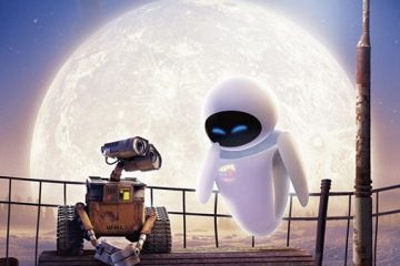 WALL E (2008) BRRip 420p 300MB Dual Audio