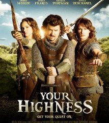 Your Highness (2011) Dual Audio Hindi