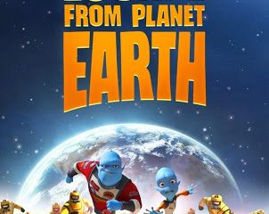 Escape from Planet Earth (2013) 300MB 480p Dual Audio