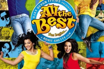 All the Best (2009) Hindi Movie 375MB BRRip 420P