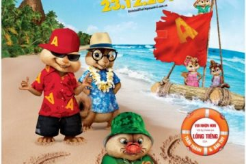 Alvin and the Chipmunks: Chipwrecked (2011) English Movie Download Watch Online