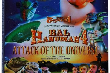 Bal Hanuman: Return of the Demon (2010) DVDRip
