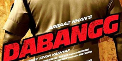 Dabangg (2010) Hindi Movie BRRip 720p