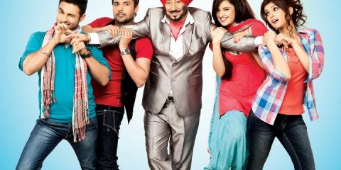 Daddy Cool Munde Fool (2013) Punjabi Movie DVDRip