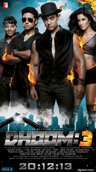Dhoom 3 (2013) hindi full movie watch online