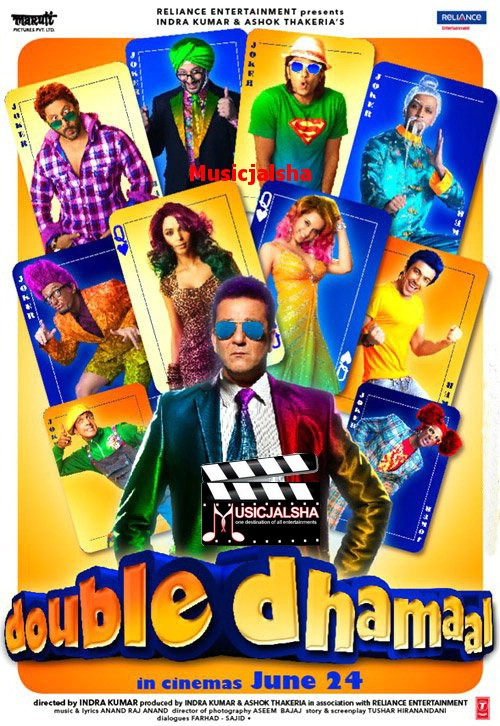 Double Dhamaal (2011) Full Movie | Download Watch Online