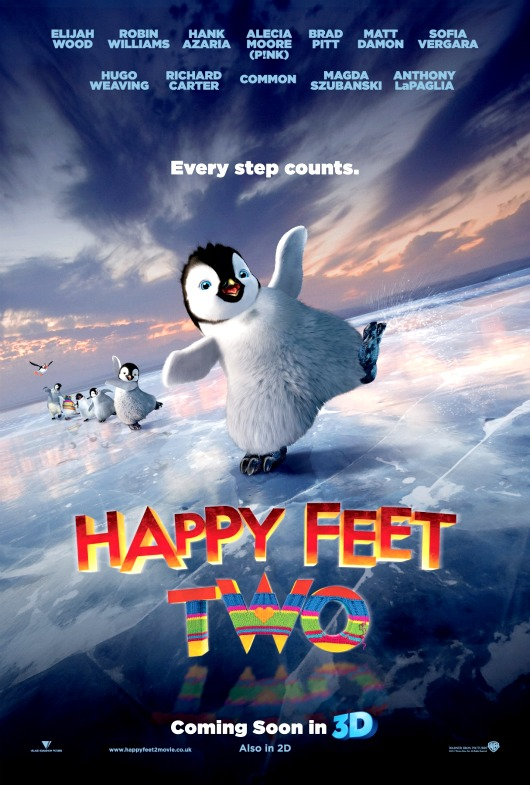 Happy Feet Two (2011) English Movie Download Watch Online