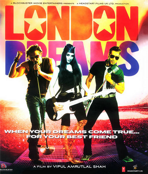 London Dreams (2009) Hindi MovieDownloade