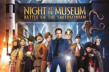 Night at the Museum 2 (2009) BRRip 300MB Dual Audio
