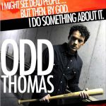 Odd Thomas (2013) 325MB BRRip English