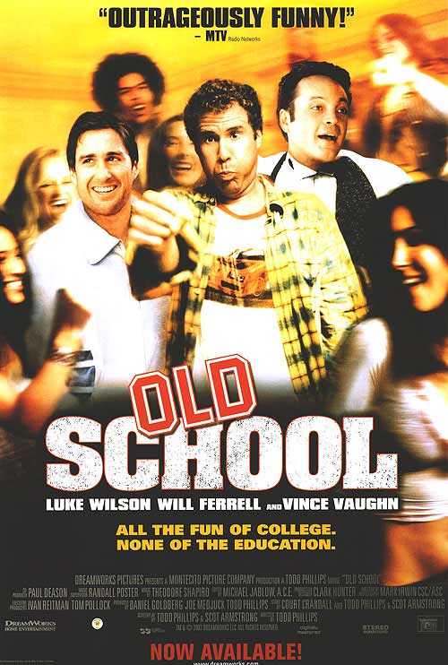 Old School (2003) 420p 300MB Dual Audio