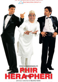 Phir Hera Pheri (2006) Hindi Movie
