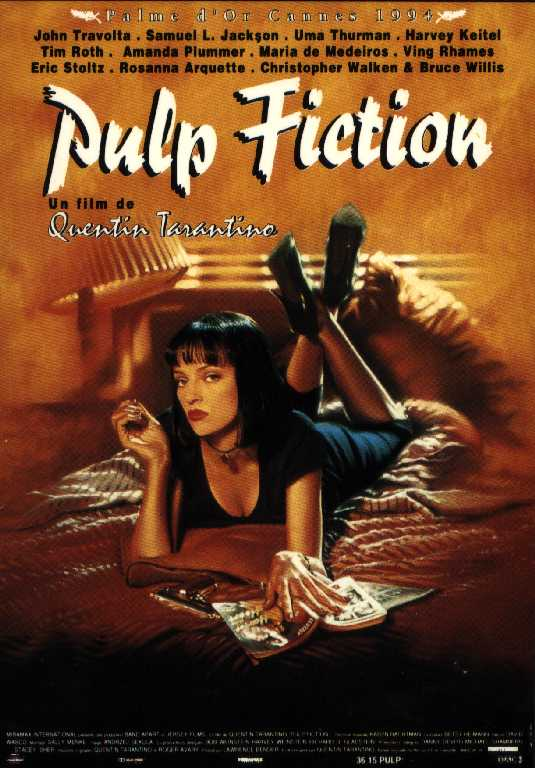 Pulp Fiction (1994) English BRRip 720p
