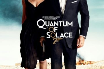 Quantum of Solace (2008) 300MB Dual Audio