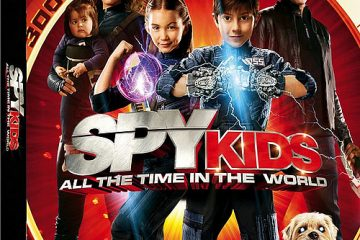 Spy Kids All the Time in the World (2011) Dual Audio