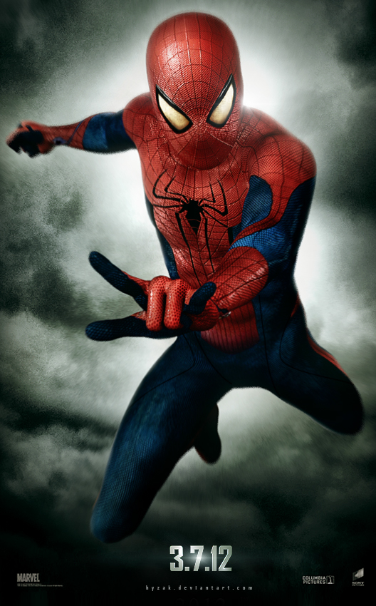The Amazing Spider-Man (2012) Dual Audio