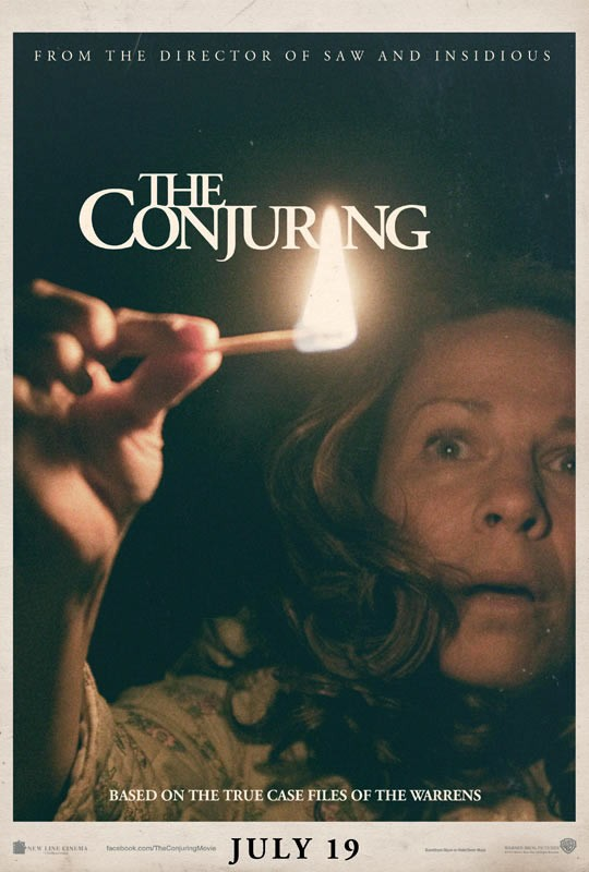 The Conjuring (2013) 325MB Dual Audio