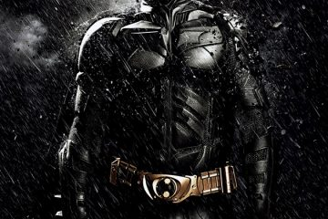 The Dark Knight Rises (2012) BRRip 425MB Dual Audio