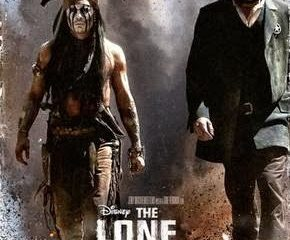 The Lone Ranger (2013) Dual Audio