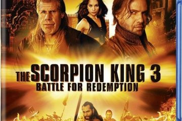 The Scorpion King 3 Battle For Redemption (2012) Hindi Dubbed