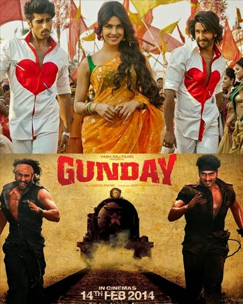 Watch Gunday Movie Online Full HD Video 2014 Download Free