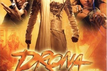Drona (2008) Hindi Movie Free Download In HD 480p 300MB