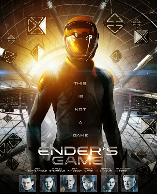 Ender's Game (2013) 450MB TSRip English | watch movies online